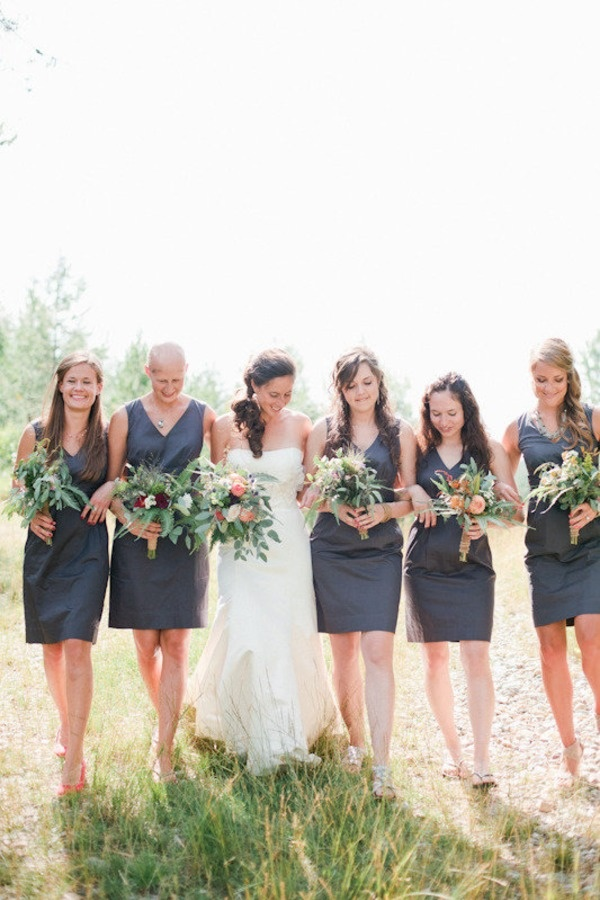lovely... Glacier Nat'l Park Wedding by Jeremy & Alicia Brown Photography: Brown Photography, Bridesmaids, Wedding Photography, Bridesmaid Flowers, Bridesmaid Dresses, Color, Glacier National Parks, Park Weddings, Beautiful Dresses