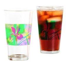 Elvira Drinking Glass