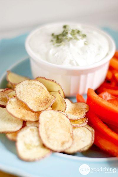 Good potato chip dip recipes
