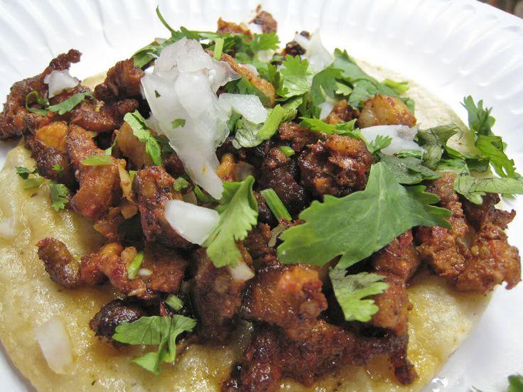 Exile Kiss: Lamb and Pork Goodness! :) - El Huarache Azteca