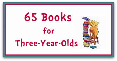 65 Books for 3-Year-Olds