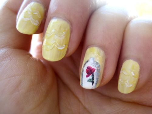 I am SO doing this when I go to see Beauty and the Beast at the Paramount =] !