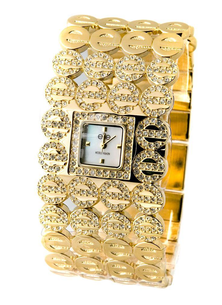 2016 Altın Saat Modelleri - http://www.bayanlar.com.tr/2016-altin-saat-modelleri/