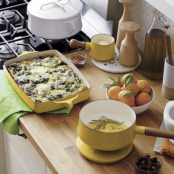 Dansk Kobenstyle Cookware | Crate and Barrel