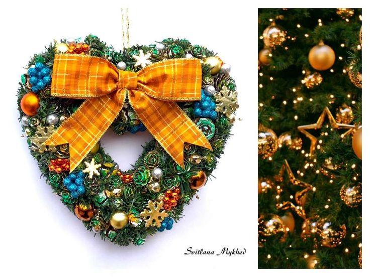 Coeur décorative