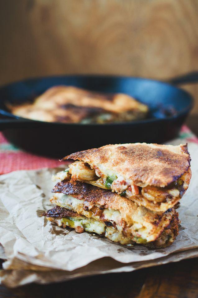 Shrimp Quesadilla Recipes Food Network