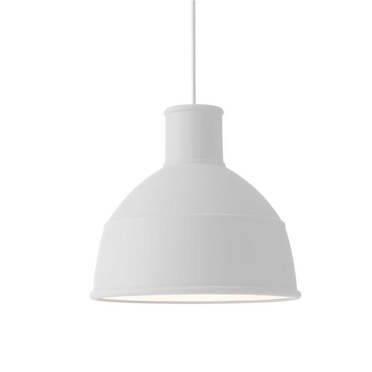 top3 by design - MUUTO NEW NORDIC - unfold pendant light grey