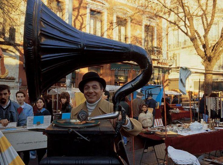 Personajes en las ferias de la ciudad de Buenos Aires. Más info en www.facebook.com/viajaportupais