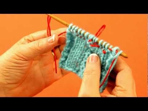 Learn How to Knook Front Cables with the Knook from Leisure Arts.    Purchase:   http://www.leisurearts.com/products/the-knook-expanded-beginner-set.html