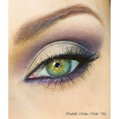 Makeup For Green Eyes From Polyvore