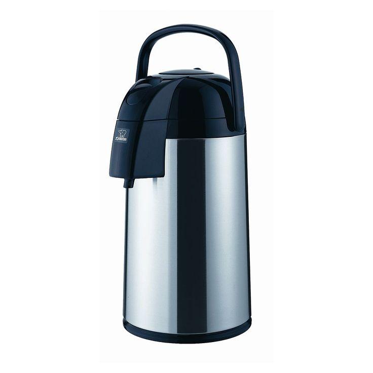 Zojirushi Air Pot Supreme Coffee Dispenser, Multicolor