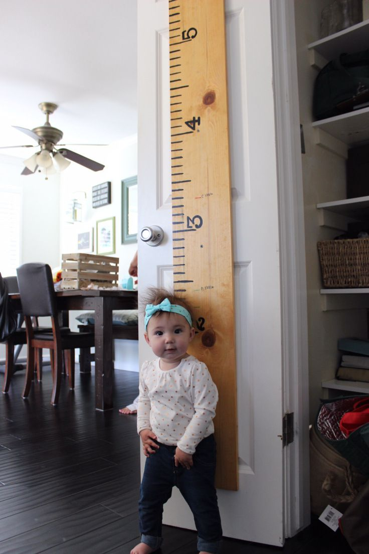 Best 25 craftsman growth charts ideas on pinterest height ruler giant ruler height chart for kids nvjuhfo Gallery