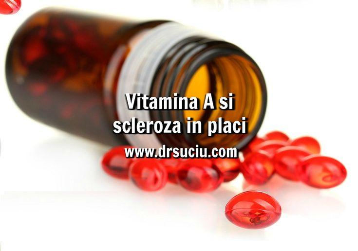 Photo drsuciu - Vitamina A si scleroza in placi