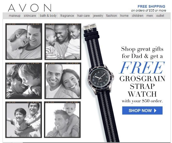 66 best Avon Father's Day Gifts images on Pinterest | Avon ...