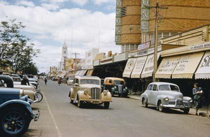 Langtree Avenue 1955