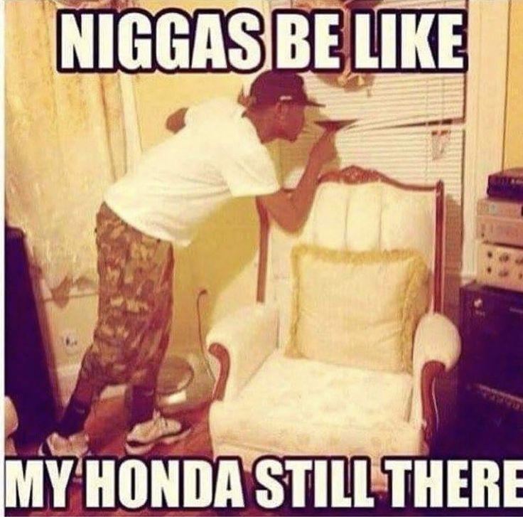 Honda owners be like....