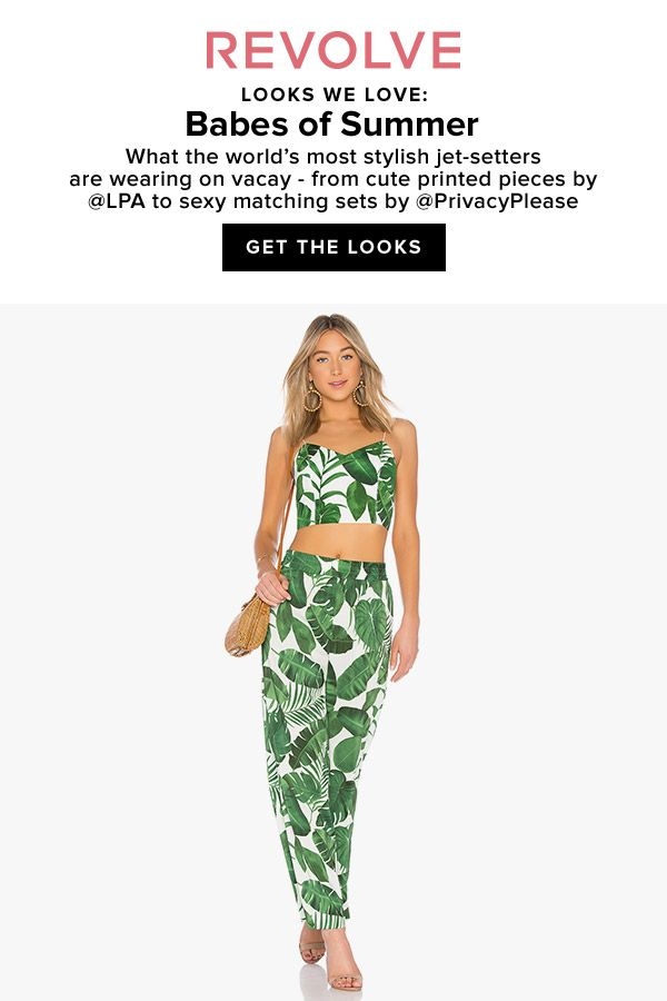 641429ff3b Chic Vacay Style  Every look you need for your next getaway - all the  matching sets