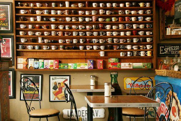 Hermosas cafeterias invitan a deleitarse un aromatico y calientico café