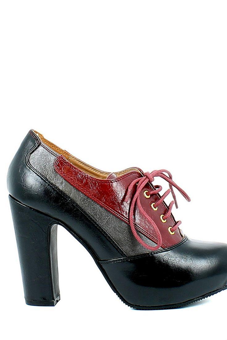 Fourever Funky donna in similpelle borchiata fiocchi Strappy sandali Open toe, Nero (Black), 42 EU (M)