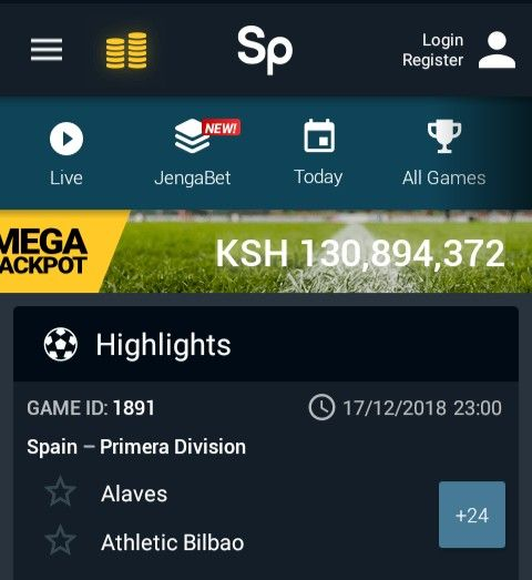 SportPesa App Download Latest Apk For Android (Official