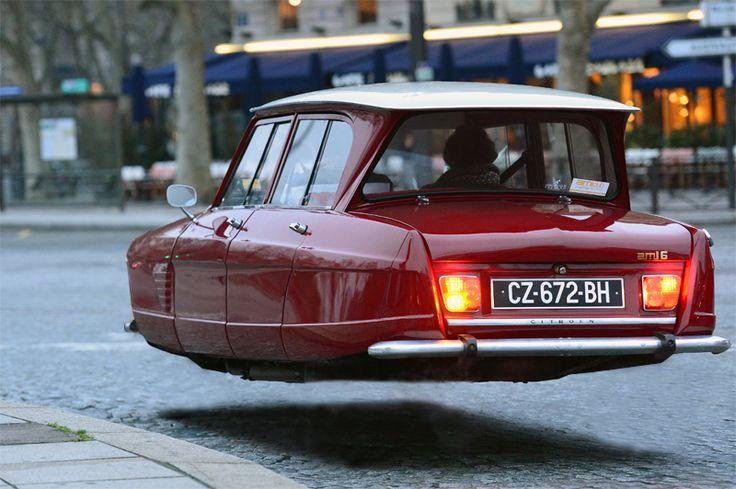 Citroen Hover Car