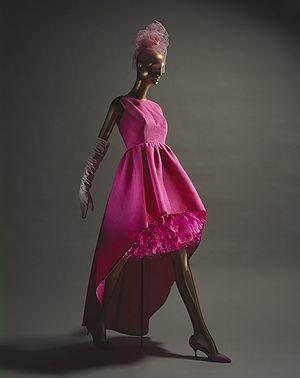 Cristobal Balenciaga dress