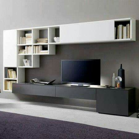 Modern Furniture Wall Units 103 best wall units images on pinterest | wall units, tv walls and
