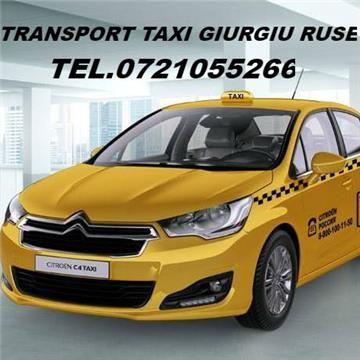 Taxi Giurgiu Ruse Bulgaria Tel.072105526