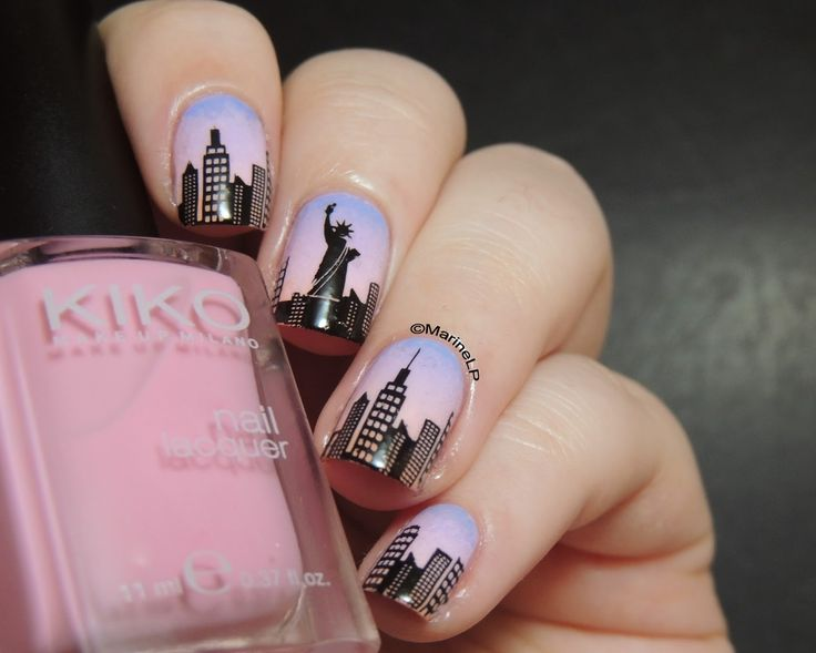 Marine Loves Polish: Nailstorming - Destination de rêve [Un jour, j'irai à New York avec toi...]