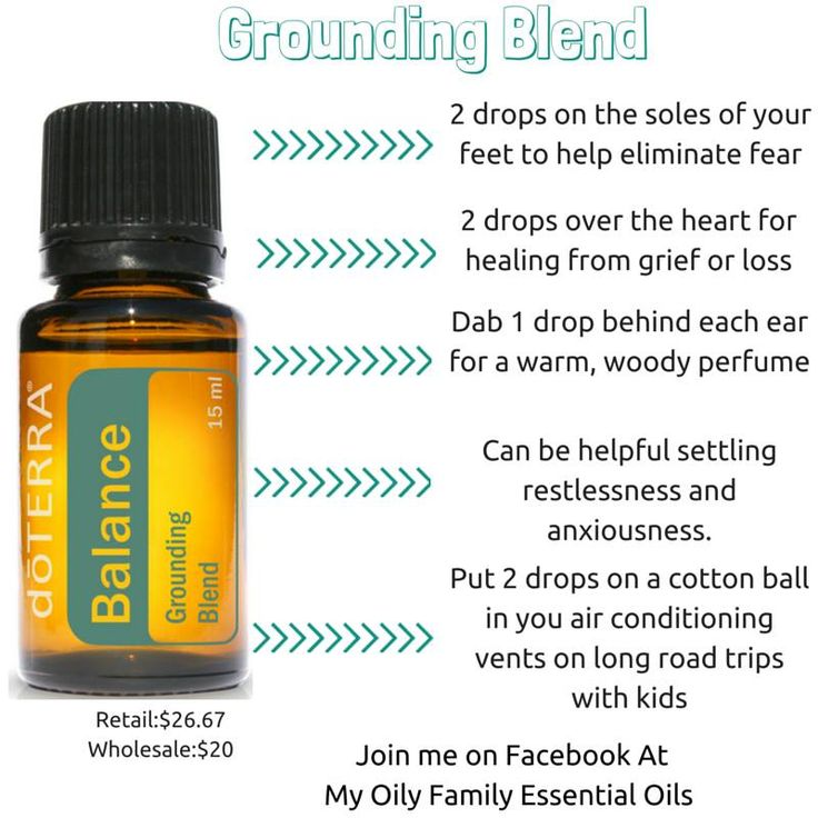 Love this blend!!  I use it almost every day to calm and ground me.  I dab a little behind my ears or on the bottom of my feet.  Also love to add it to Epsom salt for a very relaxing bath at the end of the day.