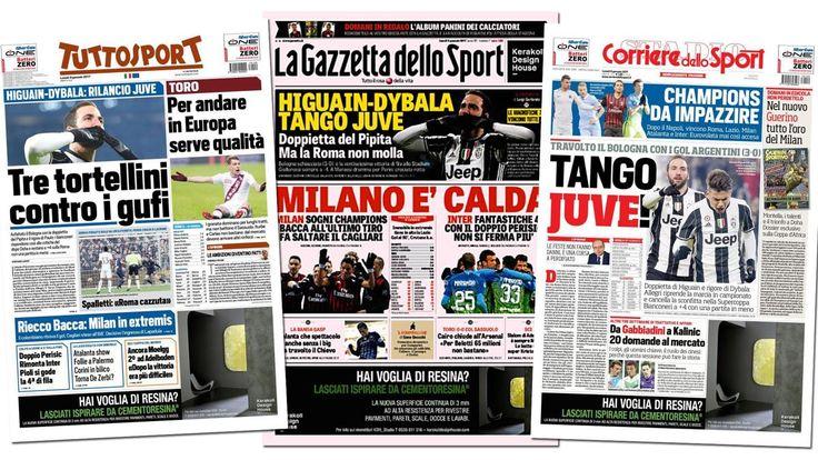 Tabellino e highlights video di Juventus-Bologna 3-0 dell'8 gennaio 2017. 19a giornata di Serie A, ultima del girone d'andata con la Juventus Campione d'In