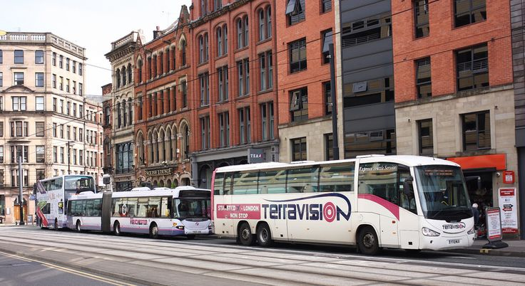 UK - Manchester buses