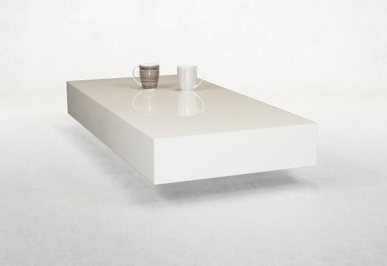 #stolik biały wysoki połysk P90