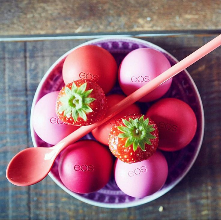 Strawbery and EOS🍓