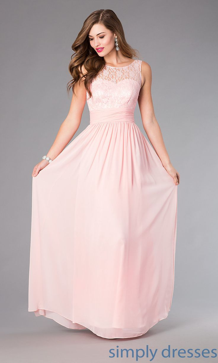 55 best wedding junior bridesmaid dresses images on pinterest dq 8769c coral long formal dress with lace bodice ombrellifo Gallery