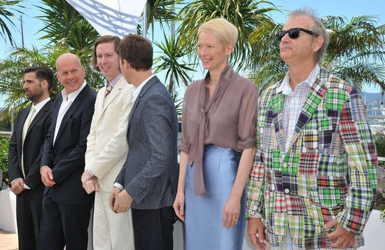 "Moonrise Kingdom cast @ ""Always Sunny in"" Cannes"