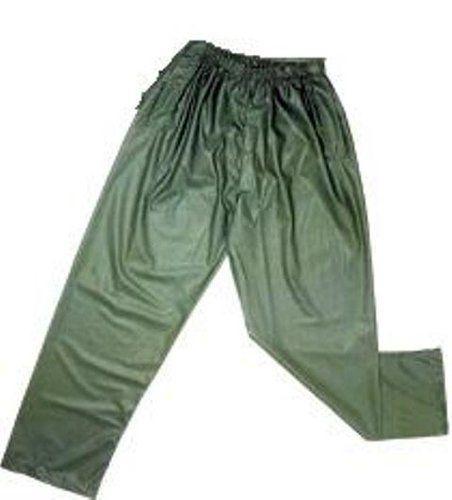 Pantalones impermeables de PVC y poliéster. Confeccionados a base de PVC y poliéster de alta calidad totalmente impermeables.    Más información: http://proteccionesplanas.wordpress.com/2012/04/11/pantalones-impermeables-de-pvc-y-poliester/