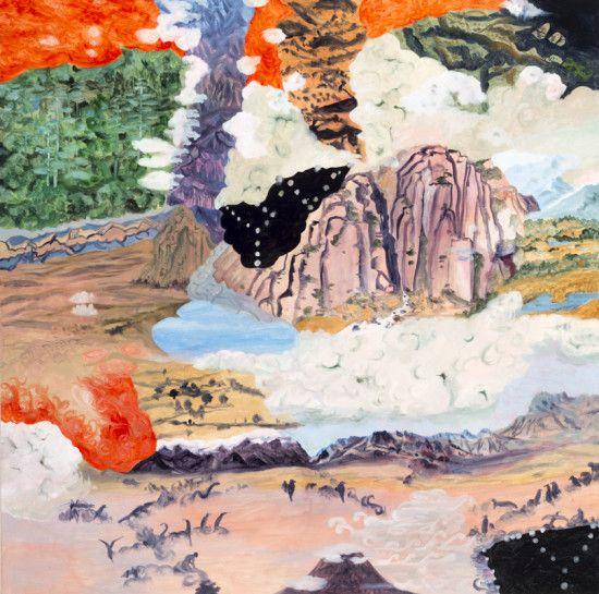 Anna Miles Gallery | Barbara Tuck, Spectre Park, 2014