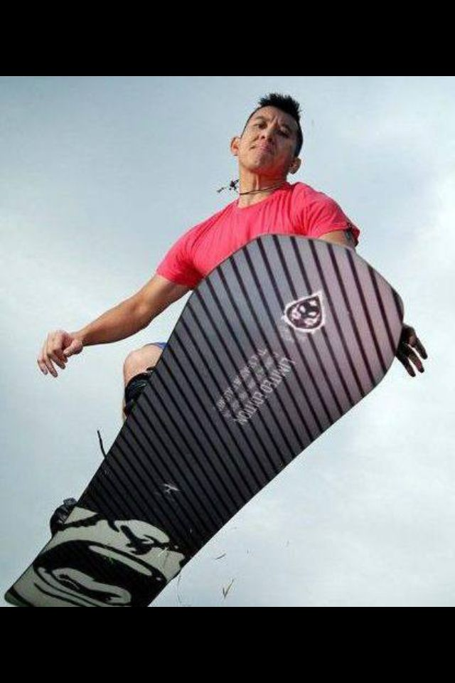 """Chemical Storm: Jeff Pang - Head Honcho of Chemical Storm riding The Octorocker """"The Shadow"""""""