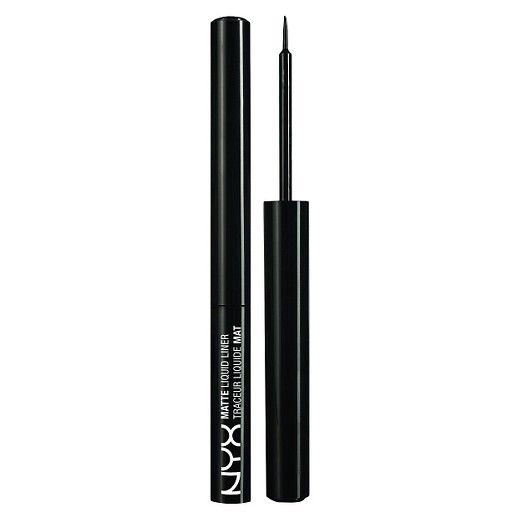 Line and define with expert precision using our Matte Liquid Liner. A makeup artist must-have for bold and classic looks the precision brush tip allows you to effortlessly achieve an ultra-fine and exquisite matte finish.