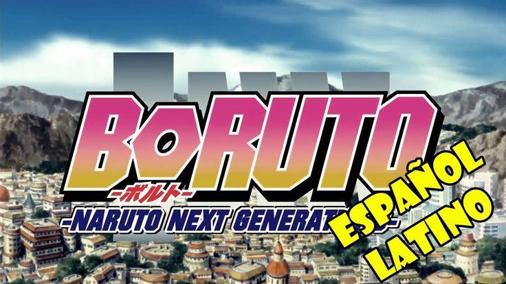 Boruto: Naruto Next Generation - Opening 1 Español Latino - Doblecero