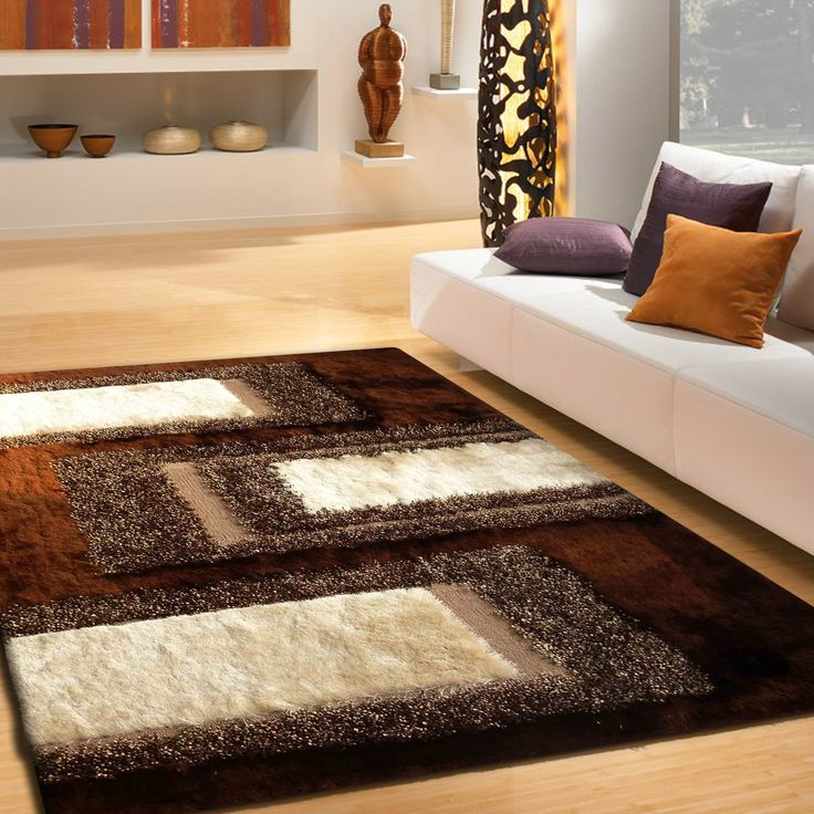 Brown Shag Area Rugs 15 best images about area rugs on pinterest | polymers, shag rugs
