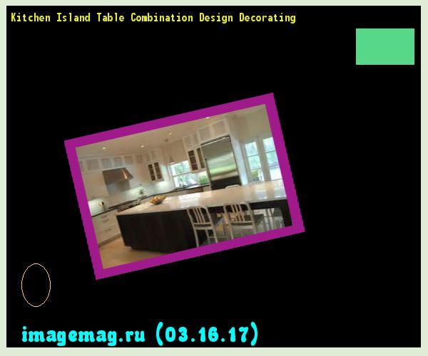 Kitchen Island Table Combination: 1000+ Ideas About Kitchen Island Table On Pinterest