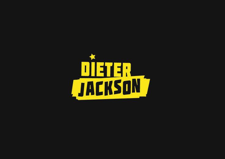 LOGO - DANIEL TEUCHERT - Design & Conception #danosaur #logo #logodesign #design #typography #dieterjackson #punkrock #germany #kiel #hamburg #music #bandlogo