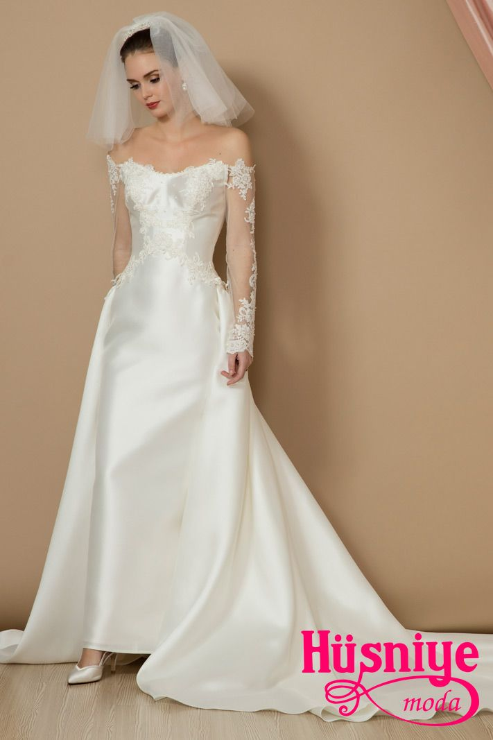 Weddingdress, elegance satin weddinggowns