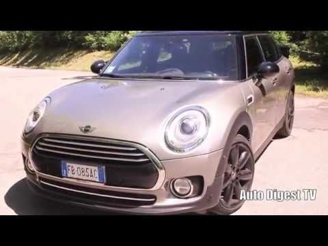 TEST DRIVE Nuova MINI Clubman Cooper D 2.0 150 CV