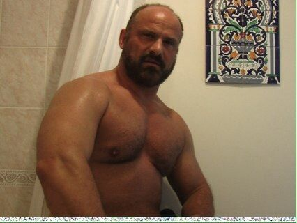 Male pattern baldness N5, beard