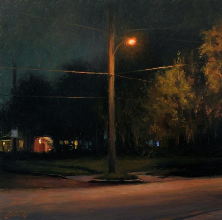 "Matthew Cornell ""Near Midnight"""