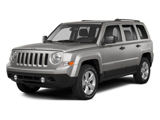 Awesome Gray Jeep Patriot