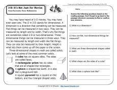 145 best 3rd Grade Reading Comprehension Passages images on ...